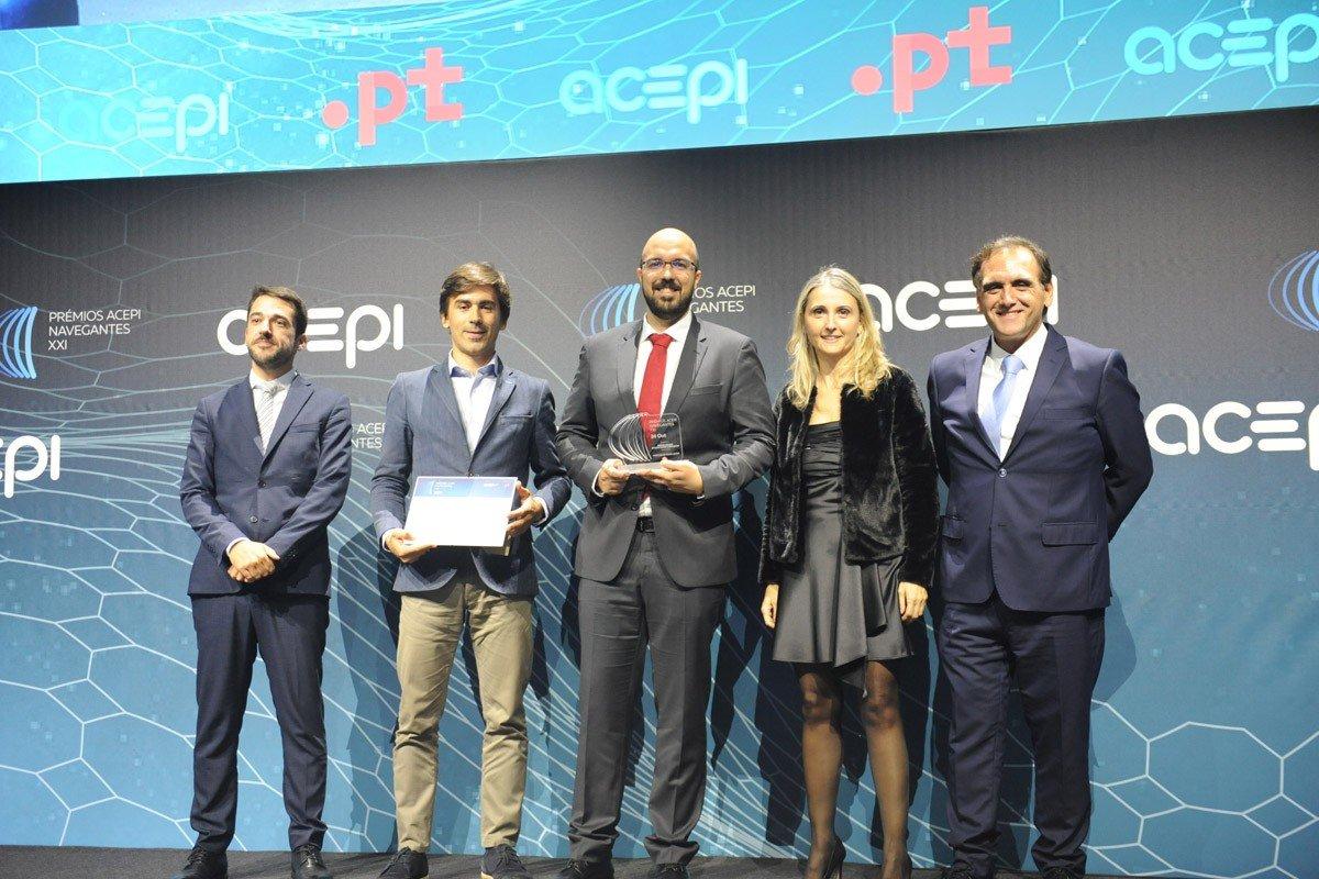 Projeto da inCentea M.I premiado pela ACEPI