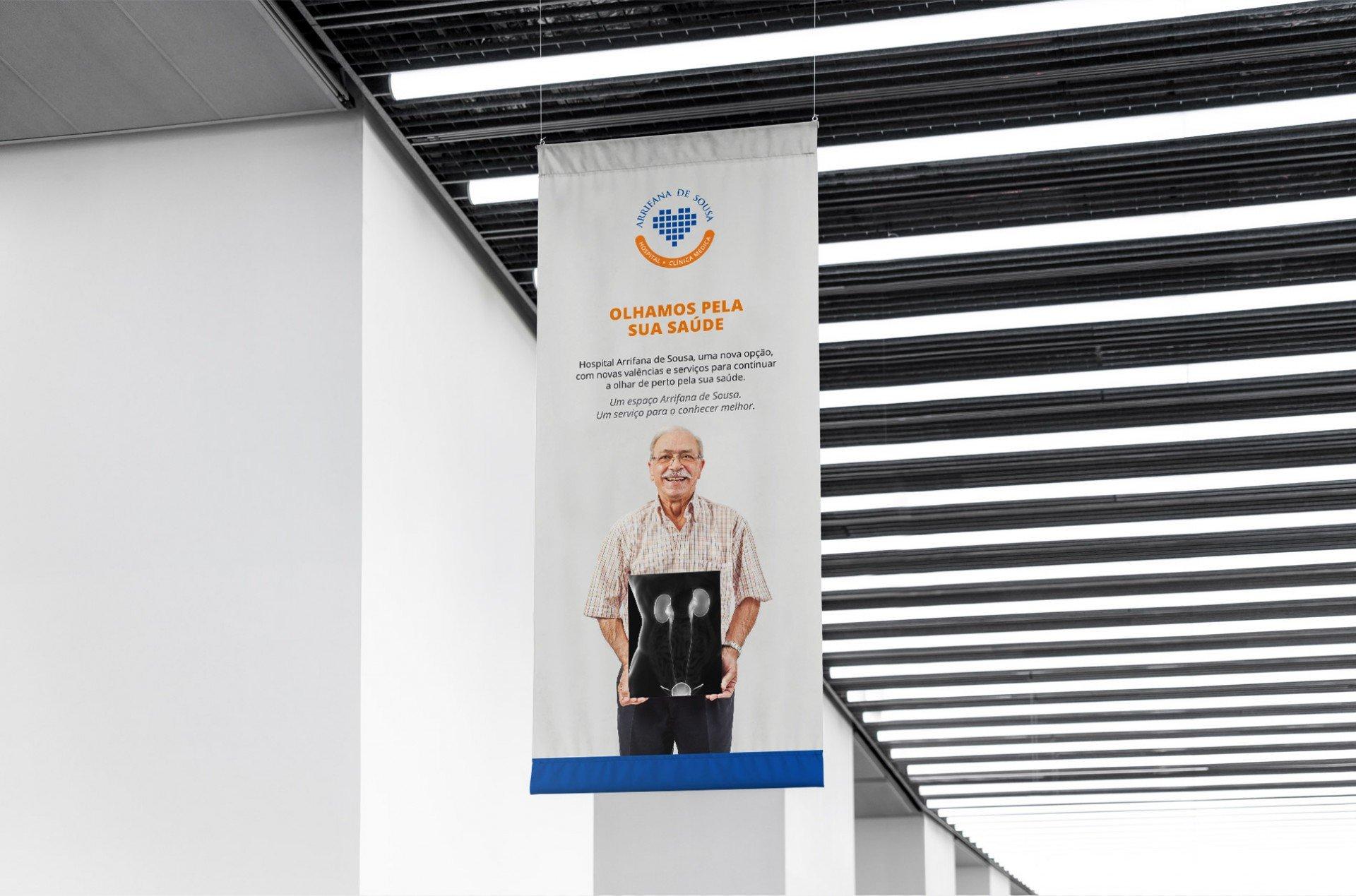 cartaz campanha hospital arrifana de sousa