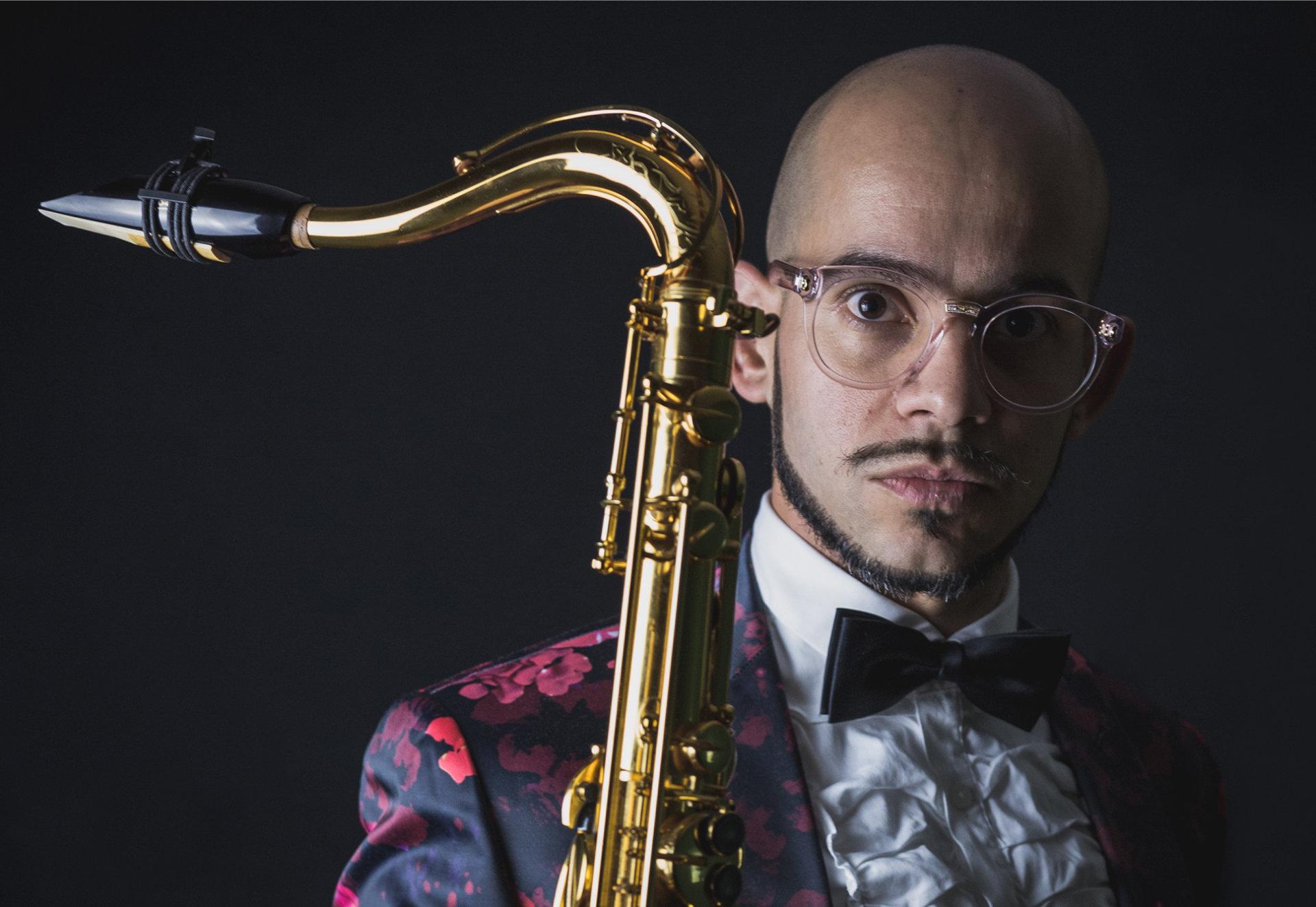 henrique portovedo saxofone