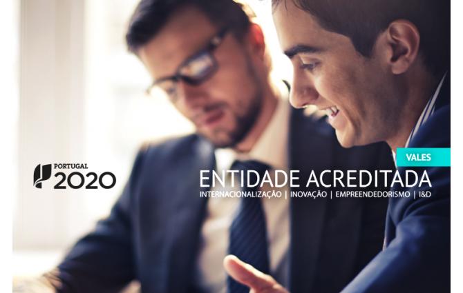 inCentea MI é entidade prestadora de serviços no âmbito do Portugal 2020 – Incentivos às empresas – Vales