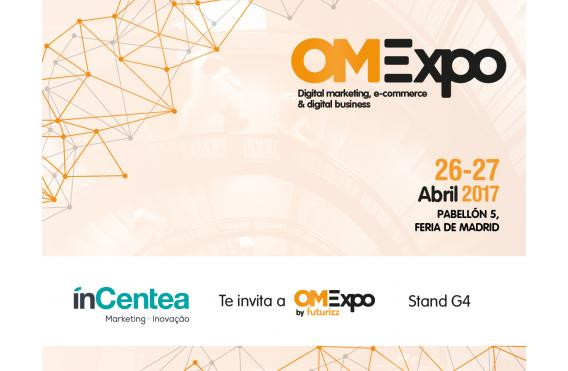 inCentea na OMEXPO Madrid 2017
