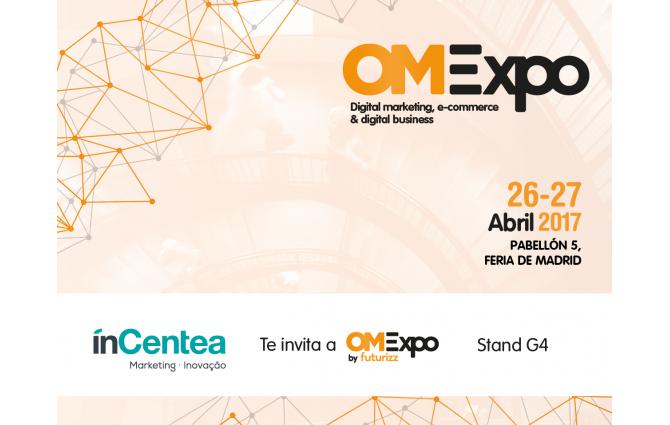inCentea na OMEXPO Madrid 2017