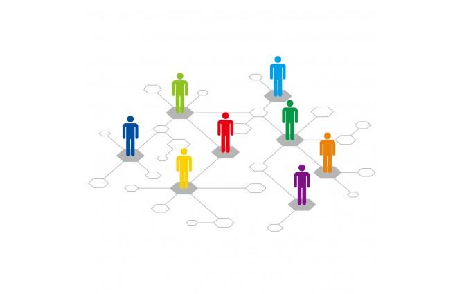 Ligações entre pessoas
