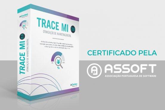 O Trace MI é agora certificado pela ASSOFT